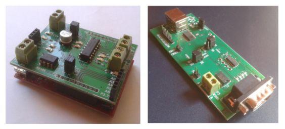怎样在x86 PC和微控制器之间构建和RS485通信网络