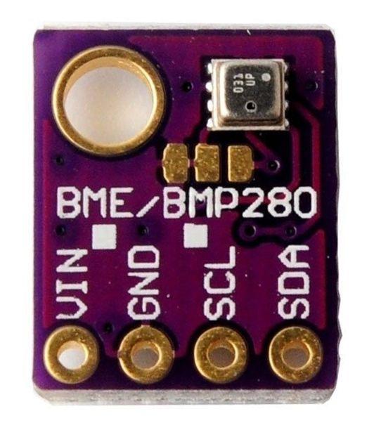 具有ESP8266 SDK的BME280气象站的制作