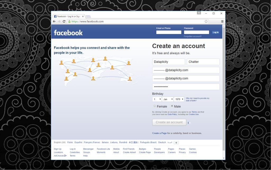 怎样使用Facebook作为树莓派终端