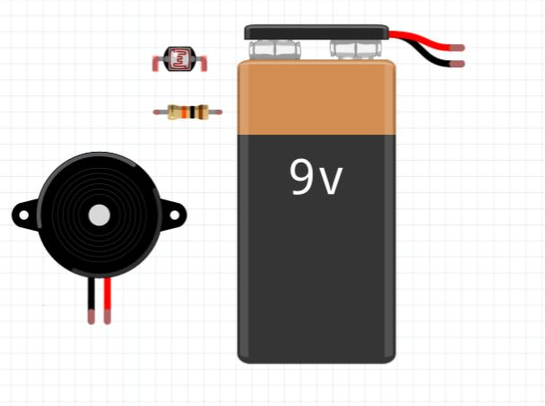 Arduino光传感器和警报的制作