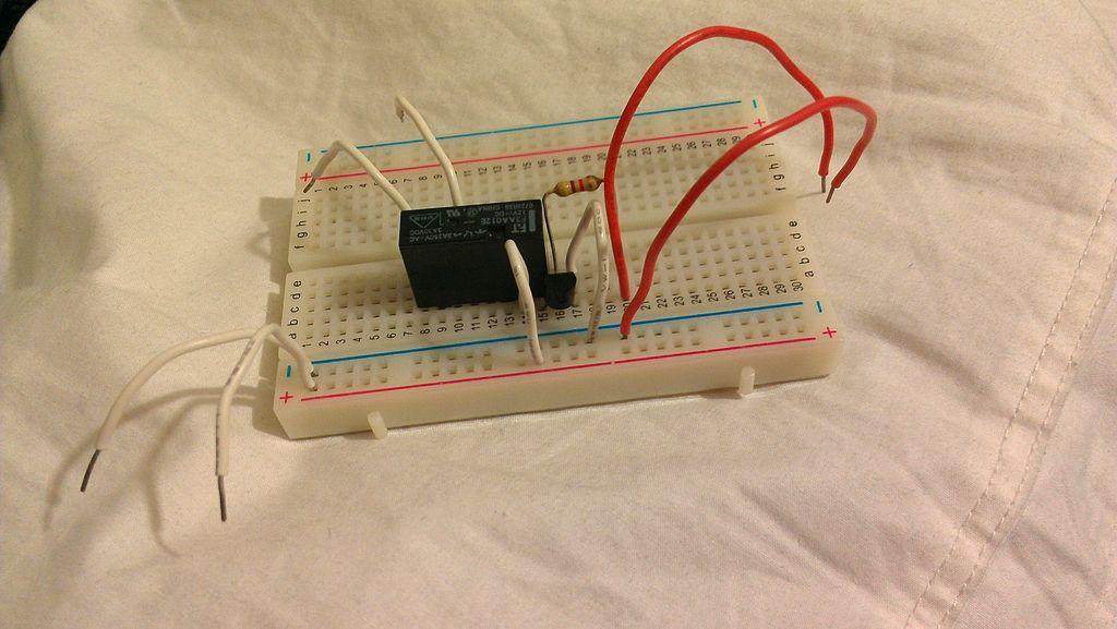 圣誕燈控制器的制作圖解