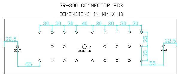 如何为旧GM-70 midi转换器中的电缆制作一个新的连接器