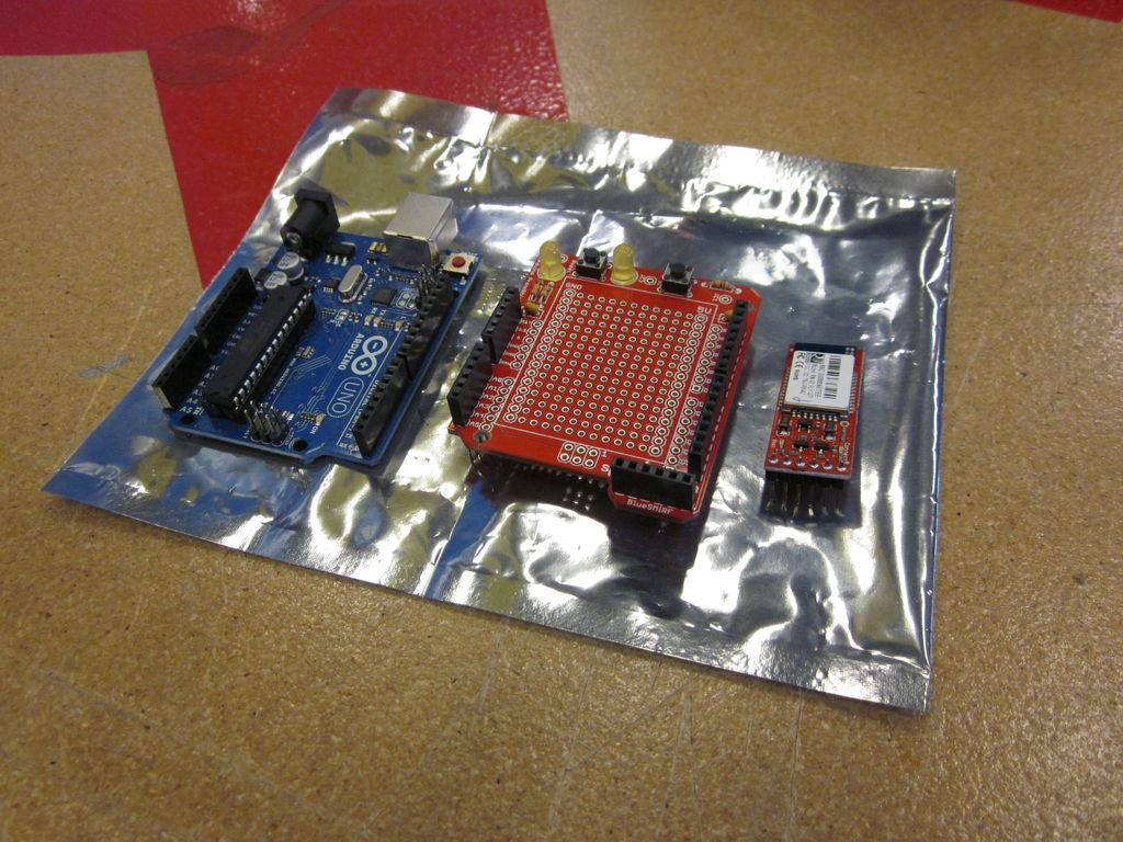 如何实现Arduino蓝牙串行连接