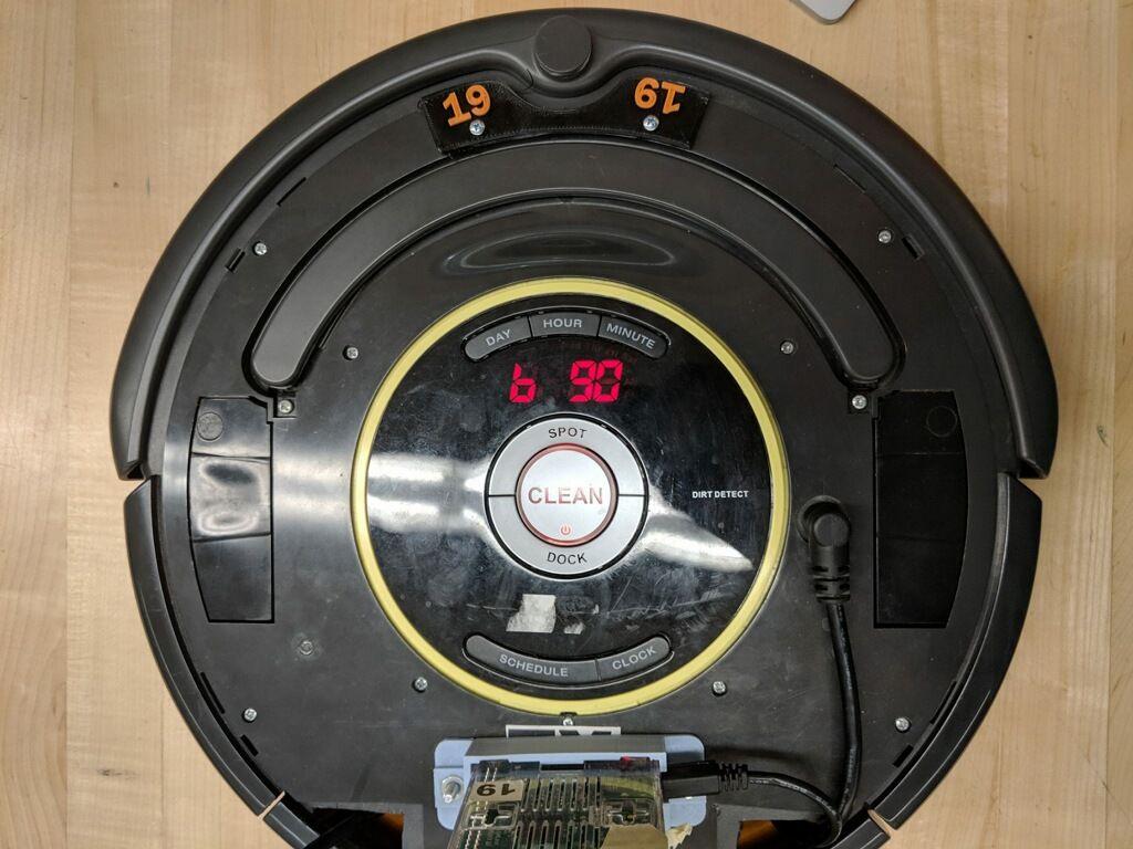 如何利用MATLAB以及改进的iRobot可编程...