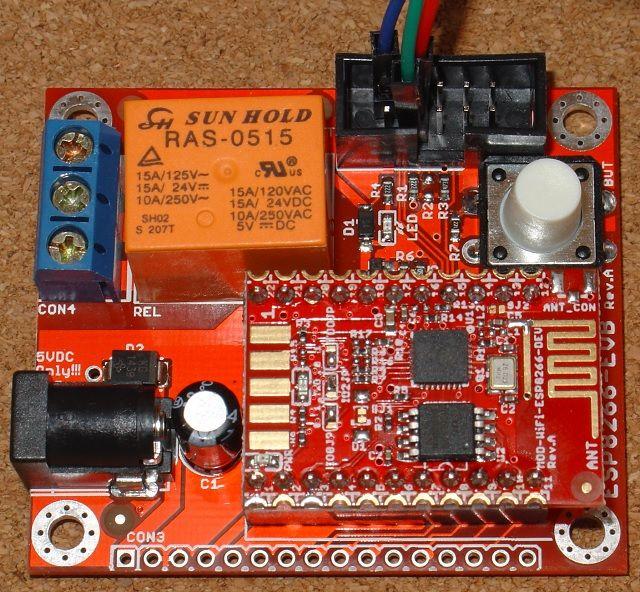 具有128bit安全性的ESP8266代码生成器