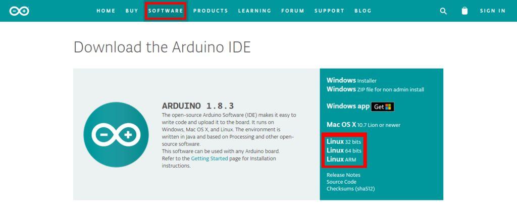 如何在Ubuntu中安裝最新版本的Arduino