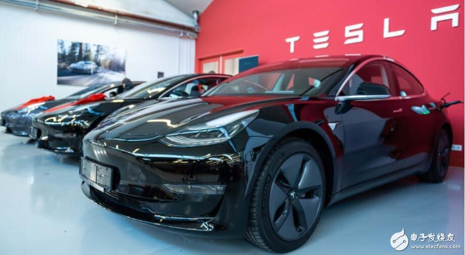 特斯拉第三季度新车交付创纪绿达97000辆