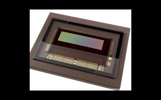 專為3D激光三角測量法應用而設計CMOS傳感器系列