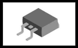 芯片的TO263和D2PAK封装尺寸原理图免费下载