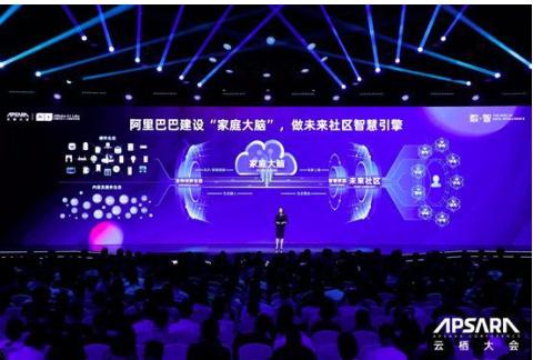"""阿里巴巴人工智能實驗室正式發布了""""家庭大腦""""計劃"""