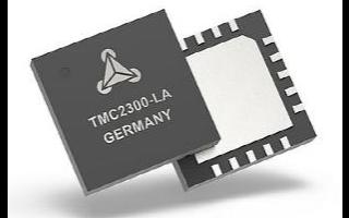 Trinamic TMC2300制定物联网和便携...