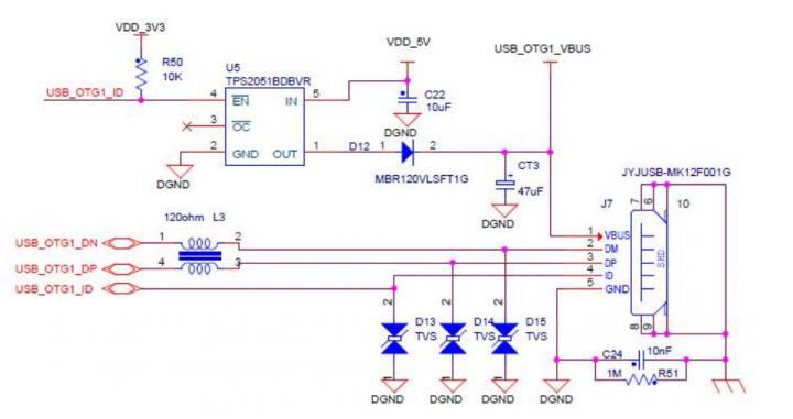 USB電路的設計方法解析