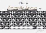 苹果新型触觉键盘系统专利公布 触摸屏可拥有机械键...