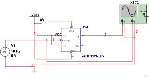 分頻電路作用,怎麽來理解二分頻電路?