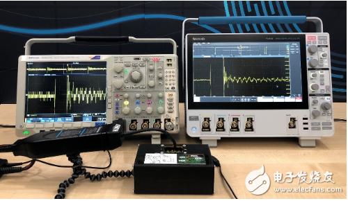 泰克科可是技新一代示波器 解决小信号测试精准度问题