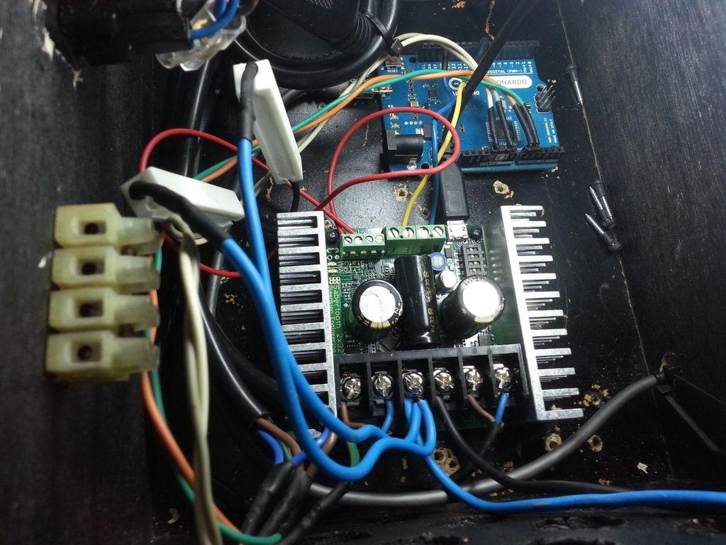怎樣用Arduino驅動模擬器