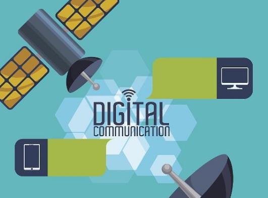 关于通信技术中的模拟通信和数字通信
