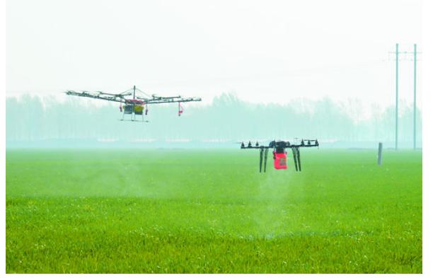 如何才能使植保喷雾机械操操在线观看向精准型发展