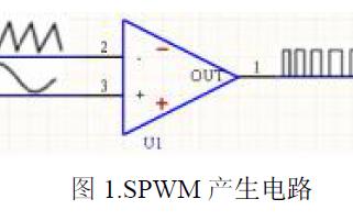 設計一個三相正弦波變頻發電模擬裝置的論文免費下載