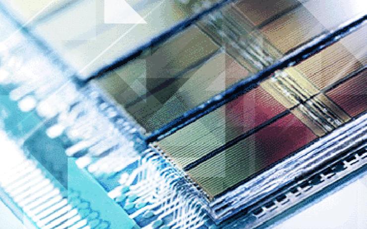 三星电子开发业界首创的12层3D TSV芯片封装技术