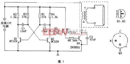 白光LED紧急照明应急灯的电路设计