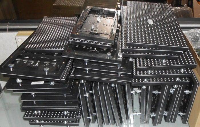 基于Arduino的RGB矩阵LED测试仪的制作