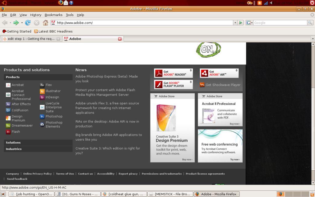如何在Ubuntu Linux上安装Flash