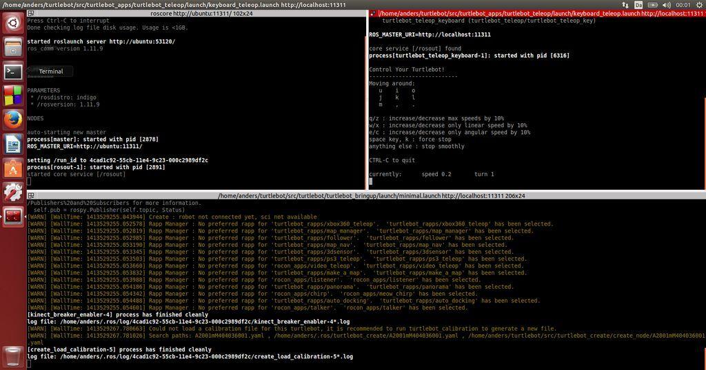 怎样在Ubuntu上安装Ros Indigo
