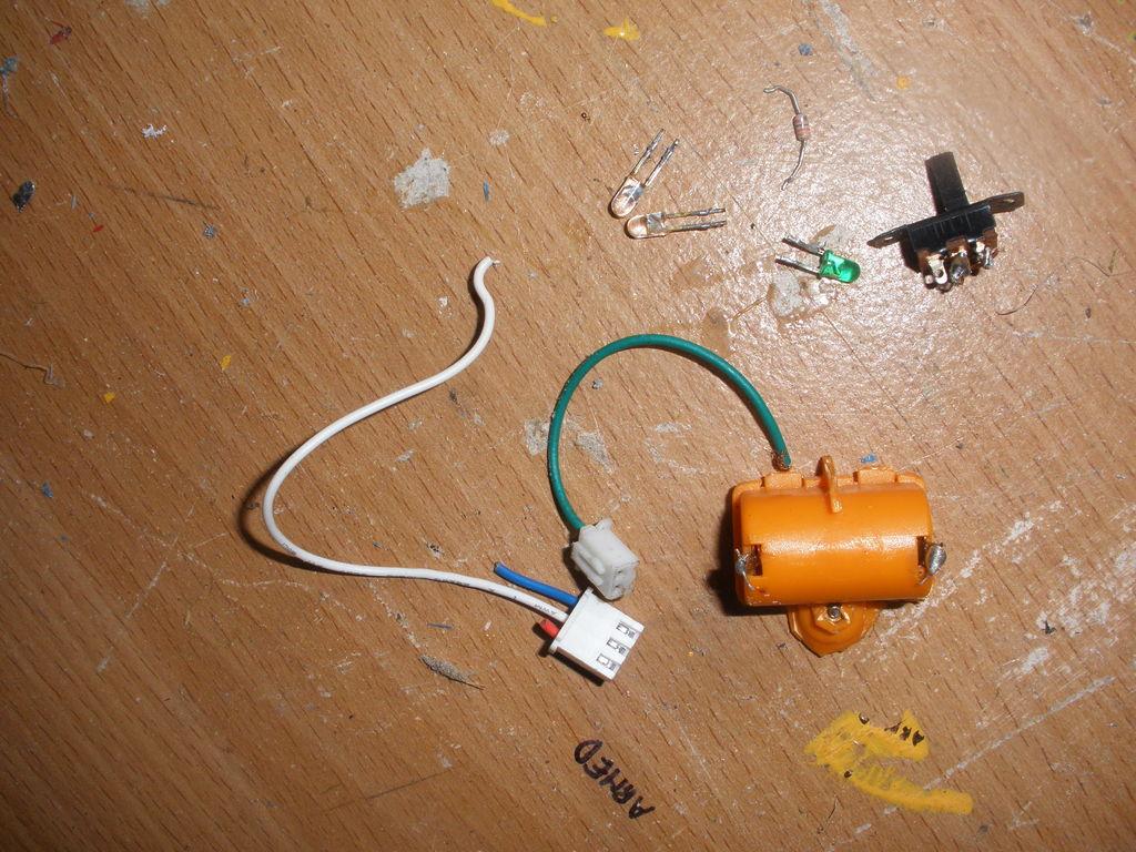 袖珍5合1新萄京测试仪的制作图解