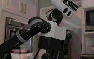 丰田利用VR技术来培训服务机器人