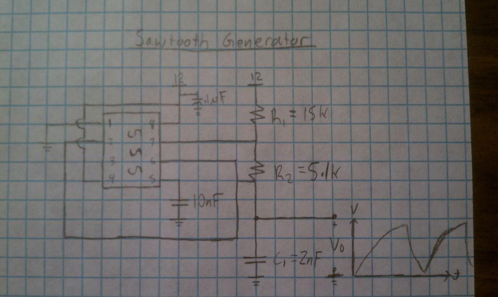 通用IC的简单D类放大器的介绍