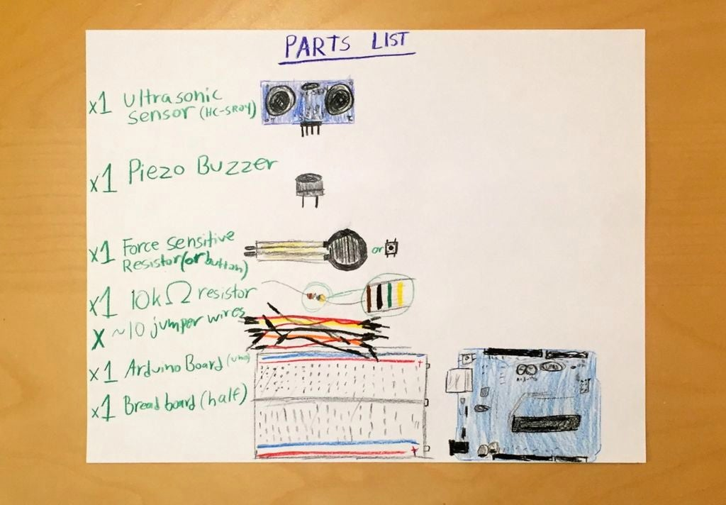 如何制作Arduino仪器