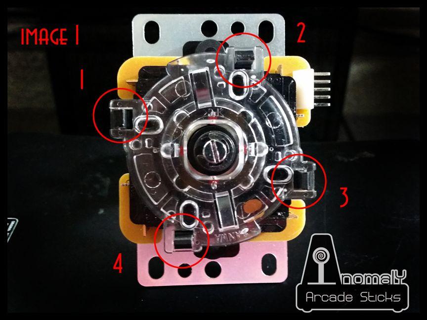 怎样更改操纵杆上的限流器门/板