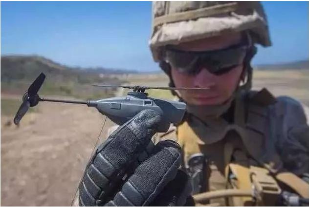 你了解哪一些微型的军事无人机