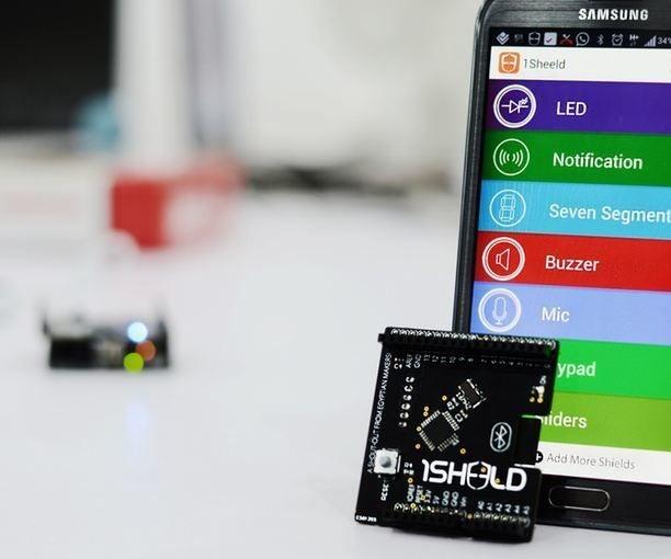 如何使用智能手机控制灯光系统