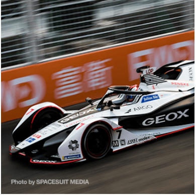 貿澤電子贊助電動方程式賽車隊完成令人振奮的賽季