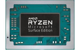 AMD和微软宣布推出新15寸轻薄本微软®Surface® Laptop 3