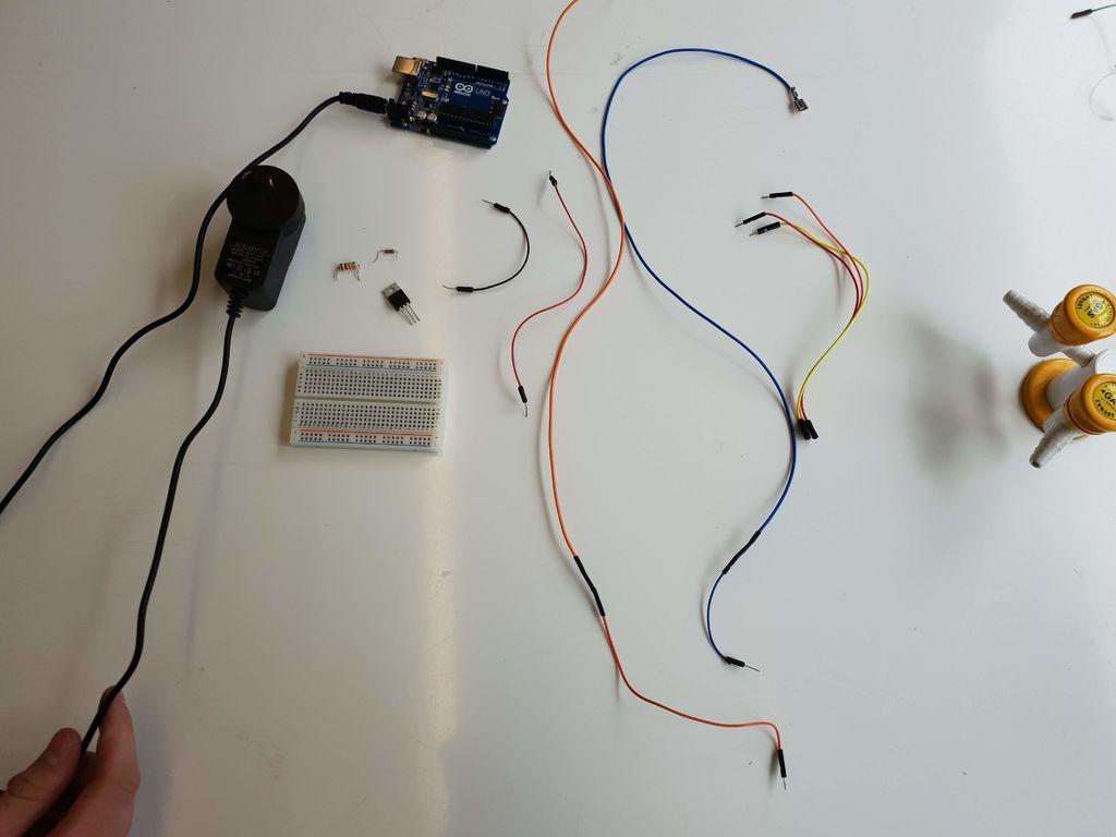 自动Arduino饮水机
