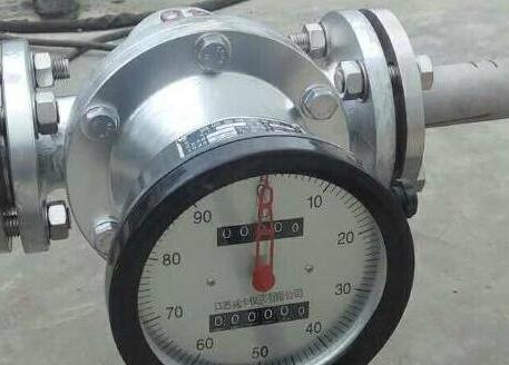 柴油流量計的安裝要求