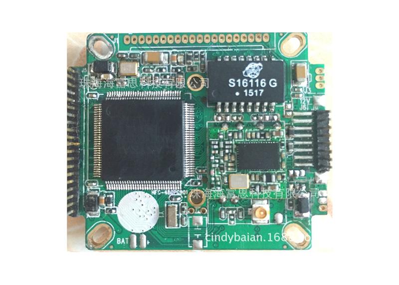 海富思科技:智能门禁门铃可视对讲主板模块