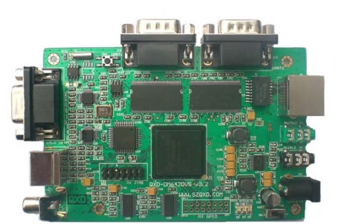 TMS320F281X DSP开发板开发例程合集免费下载
