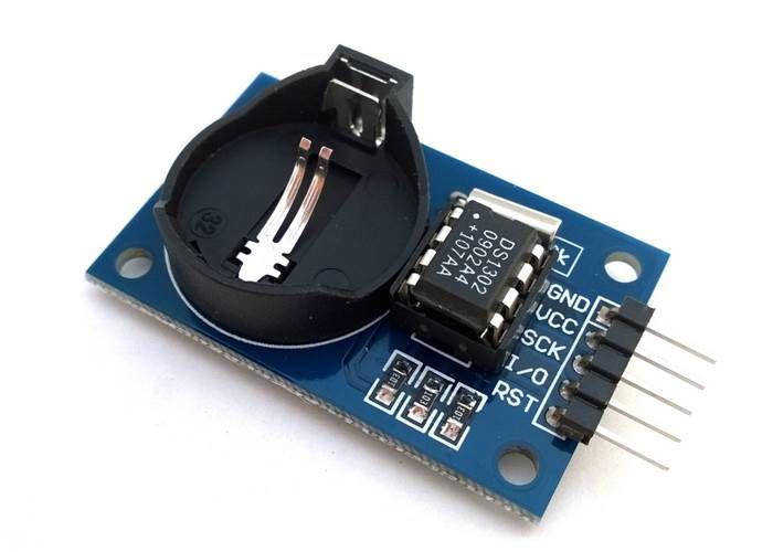 如何使用Arduino的RTC和TFT LCD制作简单的时钟