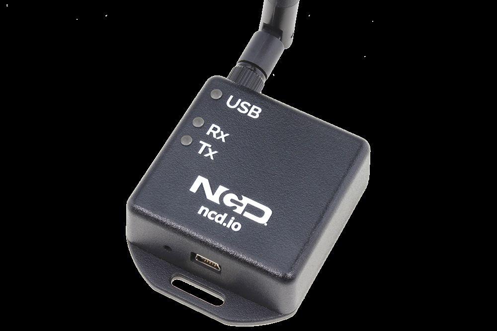 IOT遠程無線溫濕度傳感器的制作