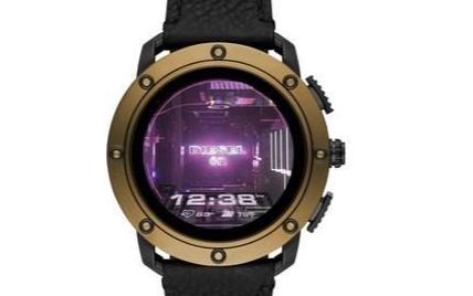 迪赛将要推出最新配置触控屏的智能手表