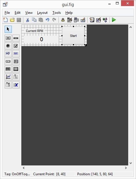 如何使用MATLAB GUI從基于Arduino的IR轉速表讀取RPM