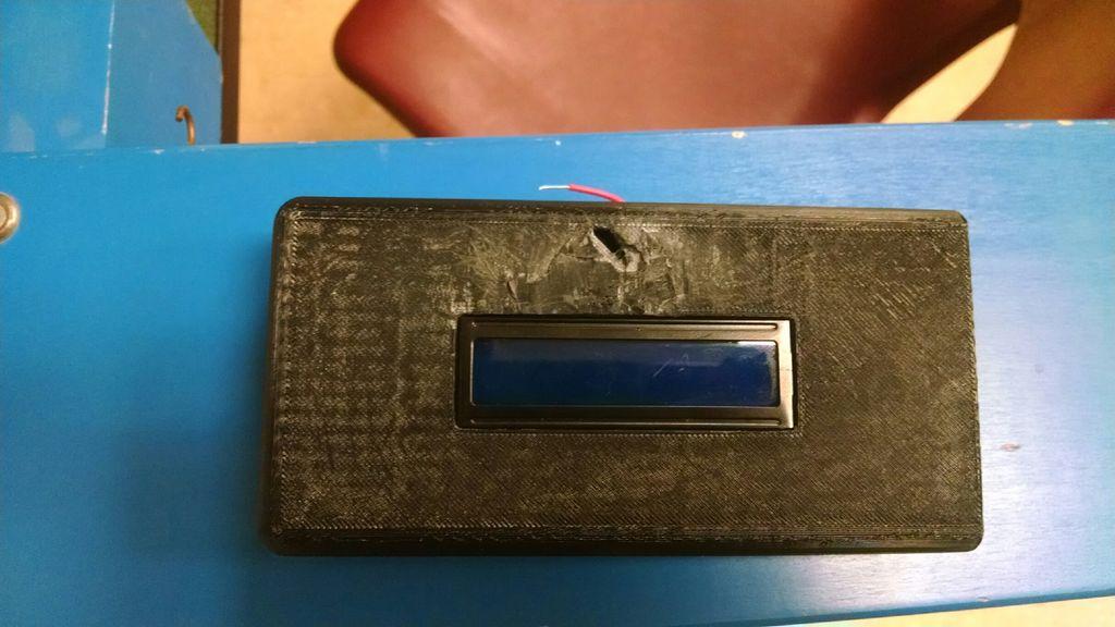 带Arduino的CO2Dragster计时器的制作方法