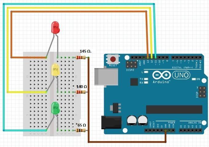 如何编程和配置交通信号灯