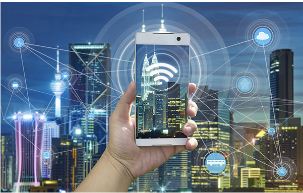 智慧城市的发展离不开这些技术