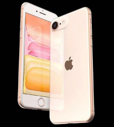 iPhone SE 2曝光将采用类似iPhone 8的设计非刘海全面屏没有双摄