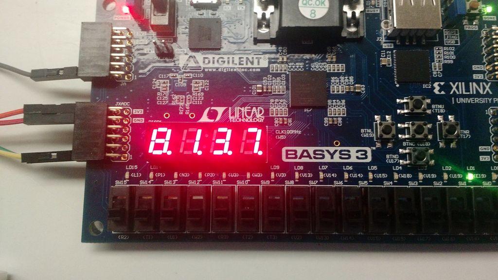 FPGA定时通用遥控器DIY图解